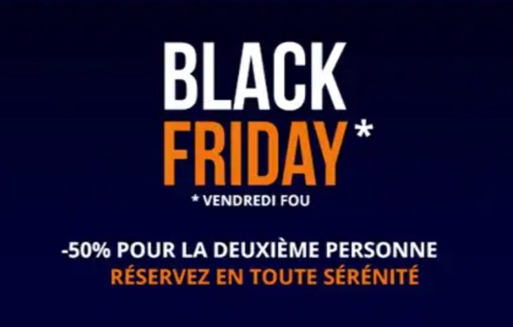 MSC Croisières propose une offre spéciale pour le Black Friday
