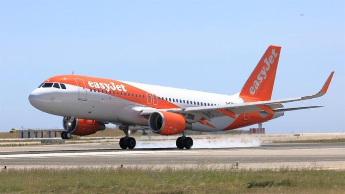 Easyjet annonce une nouvelle politique de bagages cabine - Easyjet DR