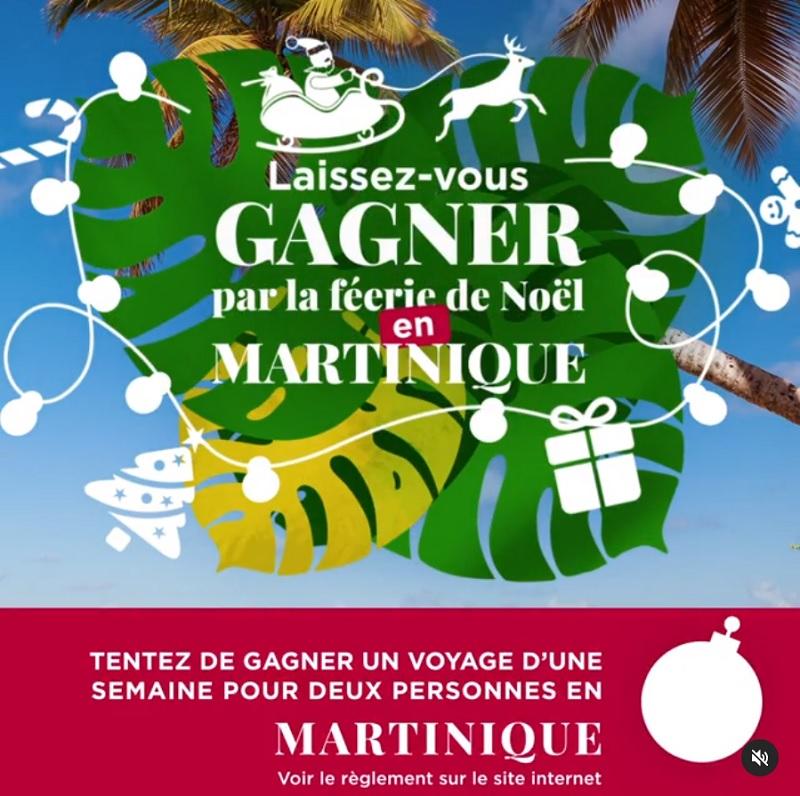 Le Comité Martiniquais du Tourisme lance un calendrier de l'avent virtuel