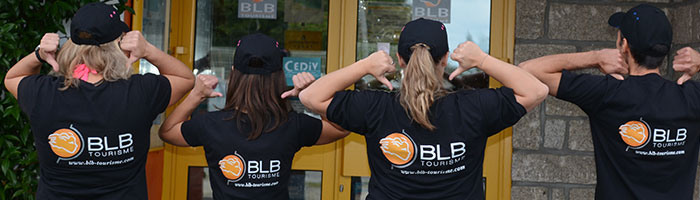BLB Tourisme : toujours prêts !
