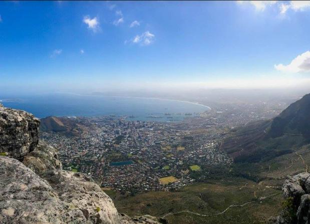 Une vue sur Le Cap © Visit South Africa