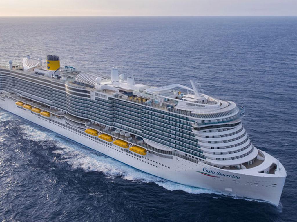 Les croisières Costa reprendront avec le Costa Smeralda le 7 janvier 2021 avec l'itinéraire d'une semaine du navire amiral de la flotte Costa au départ de Savone - DR