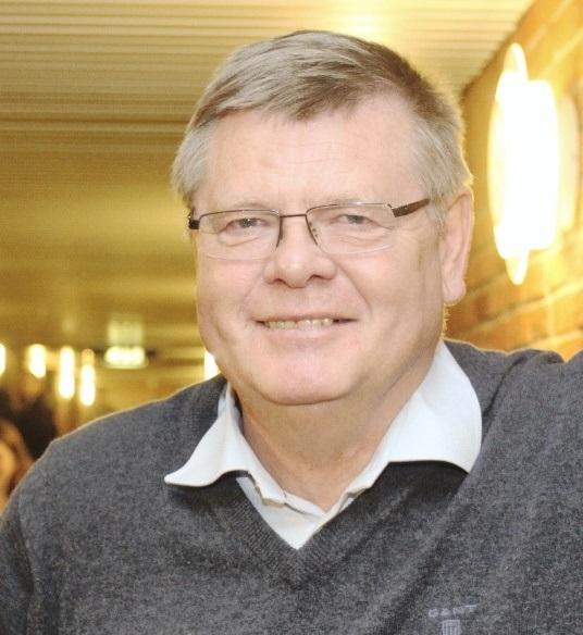 Ørjan Olsvik, professeur spécialisé en microbiologie médicale - DR