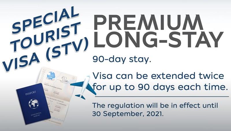 Ce visa, permettant d'effectuer un séjour jusqu'à 9 mois, sera bientôt disponible partout (illustration: TAT)