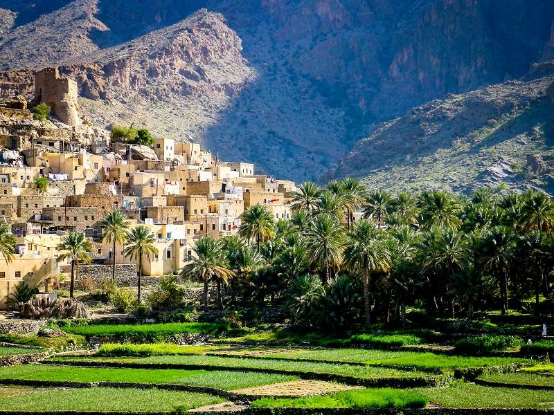 Les voyageurs de 103 pays pourront visiter le Sultanat d'Oman sans visa durant 10 jours (photo: Adobe Stock)