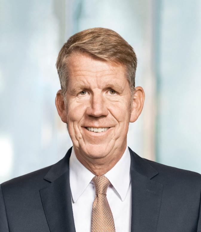 Friedrich Joussen, CEO (© TUI Group)