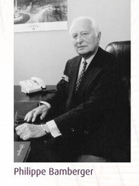 """Philippe Bamberger, patron d'une """"grande maison"""", Daro Voyages, et premier d'une longue liste de présidents du syndicat à batailler pour une hausse des rémunérations. A l'époque il s'agit de la commission sur les billets IATA, qui passe de 7 à 9% - DR"""