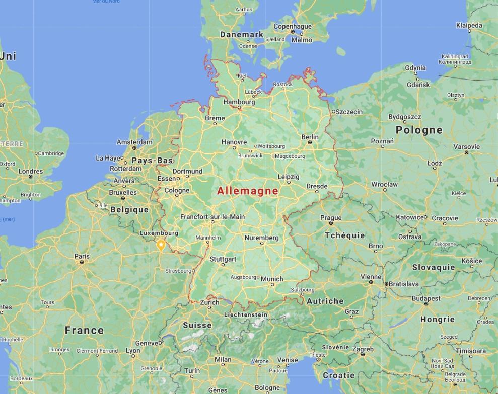 L'Allemagne a renforcé ses mesures pour les voyageurs qui souhaitent se rendre dans le pays - DR