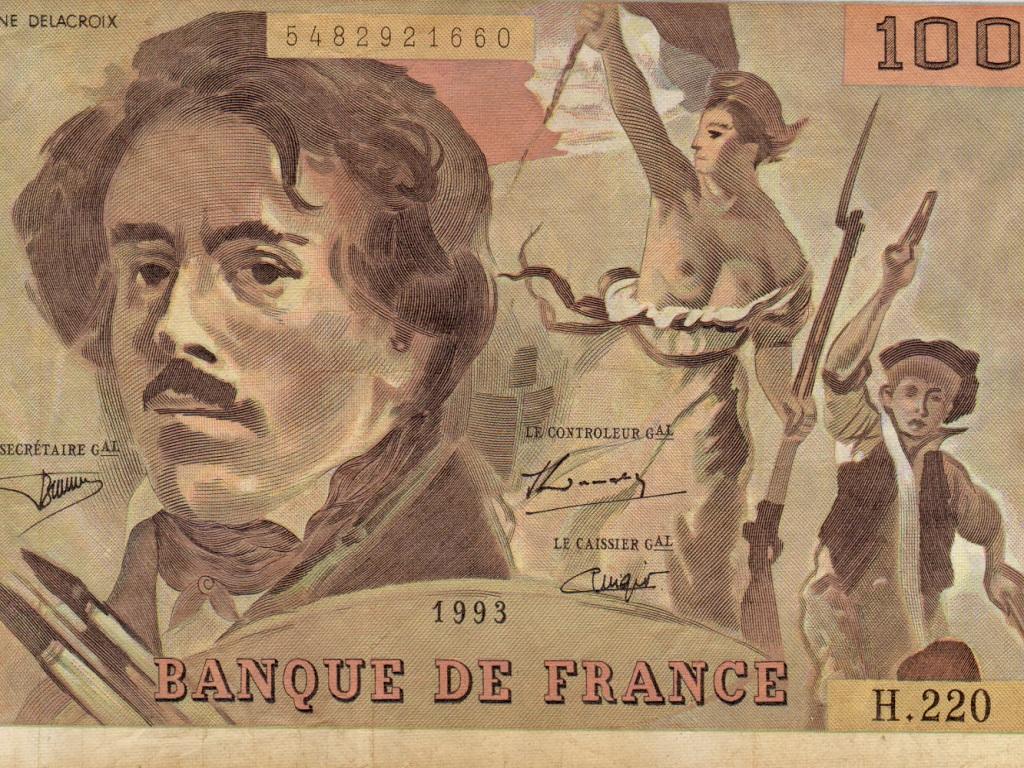 La troisième dévaluation du franc Mitterrand - Mauroy a lieu le 21 mars 1983. Un plan d'austérité est annoncé, il interdit pratiquement aux Français de sortir de France et paralyse de fait le tourisme, une chose inqualifiable pour les agences de voyages - DR : Dwight Burdette, Wikimedia Commons