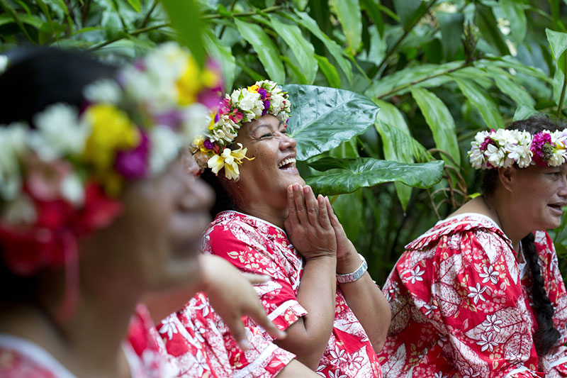 © Tahiti Tourisme / Rurutu, dans l'archipel des Australes