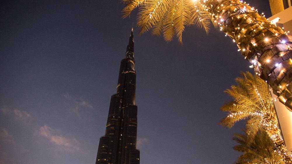 """""""Burj Khalifa Open Call"""" doit permettre de figurer sur le plus grand écran LED du monde - Crédit photo : RP"""
