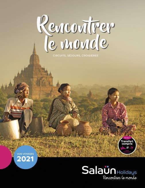 La Brochure Salaün Holidays - DR