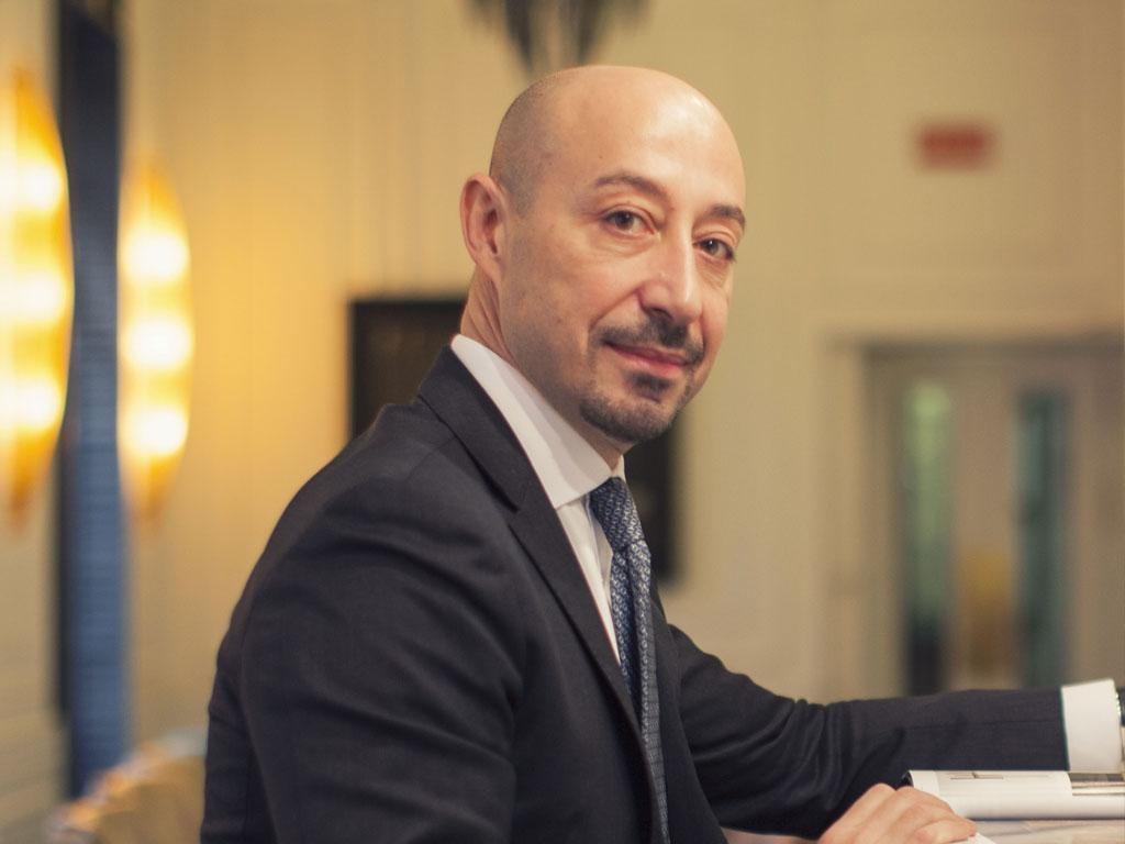 """Raffaele D'Ambrosio : """"La reprise de la croisière en France est aussi un véritable enjeu et nous sommes en contact avec les autorités compétentes pour faire avancer le dossier. Nous avons confiance pour une reprise en 2021"""" - copyright Miguel Pereira"""