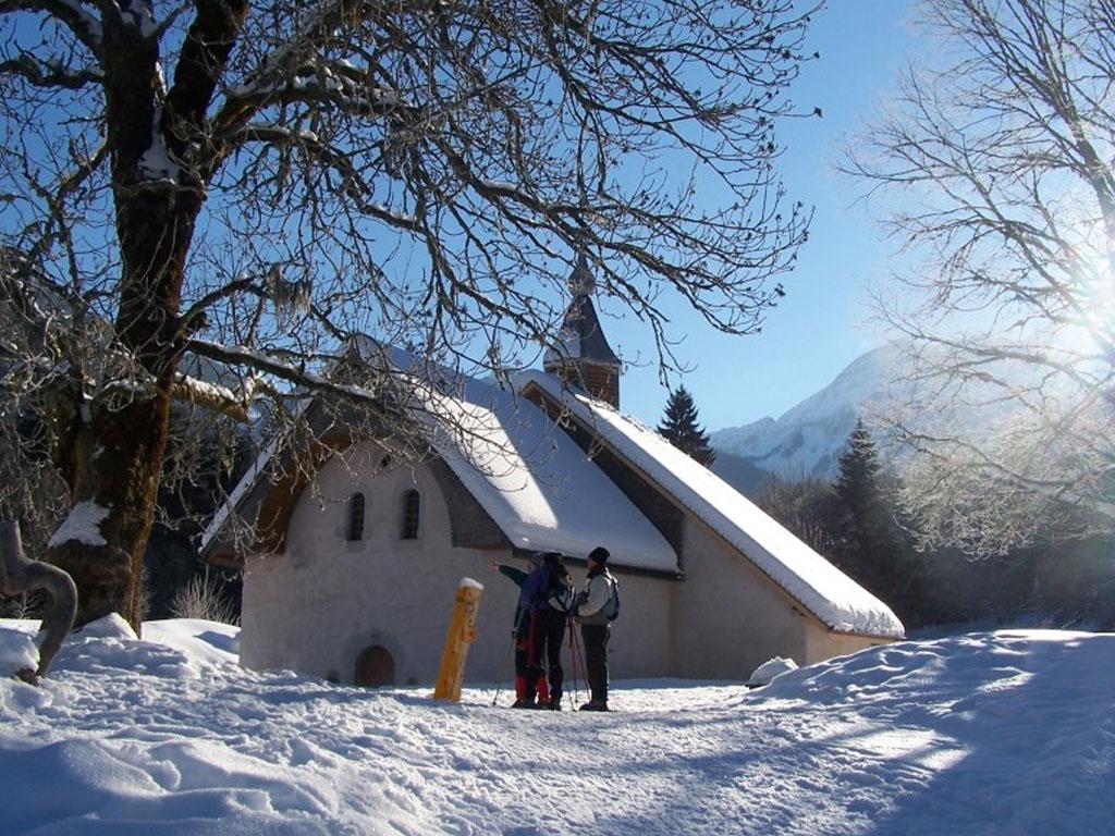 La Chapelle Saint-Bruno - Photo DR