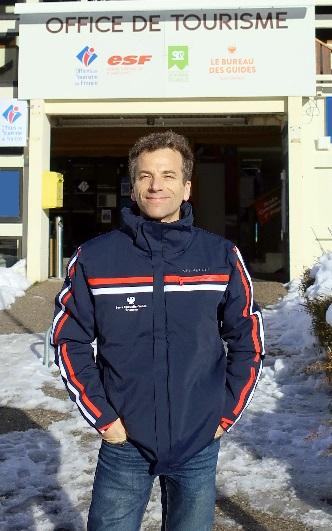 David Chabanal : nouveau directeur de l'OT de Serre Chevalier Vallée Briançon