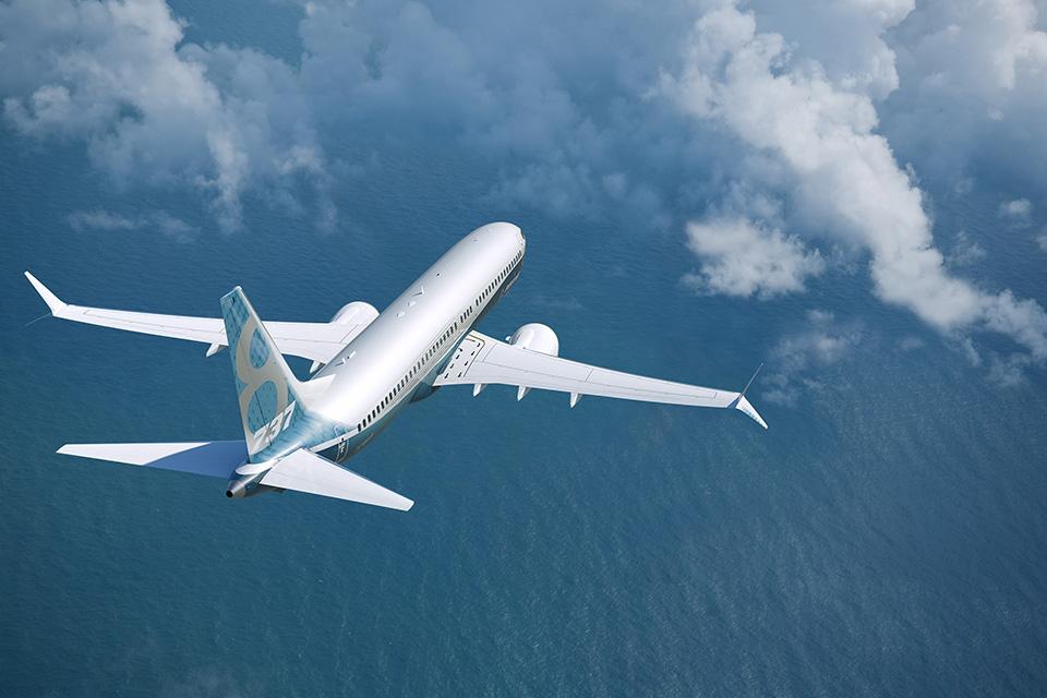 2021, une année décisive pour l'avenir du Boeing 737 MAX /crédit Boeing