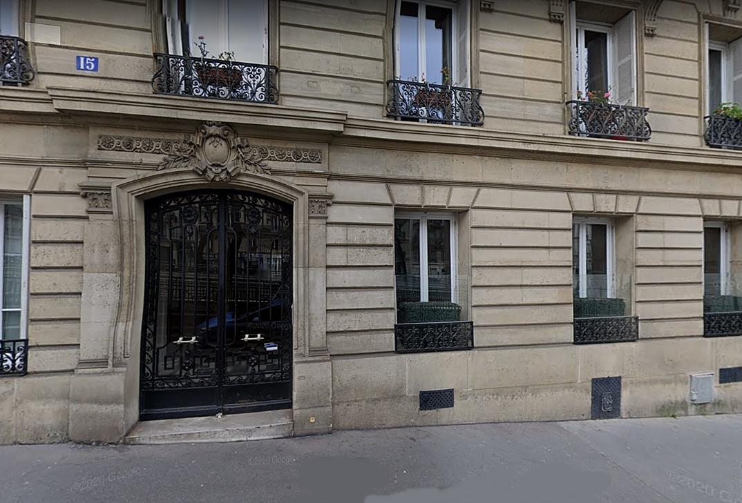 La vente de l'immeuble du 15 avenue Carnot, qui devrait permettre de solder la facture Thomas Cook, ne serait toujours pas conclue... /photo Google street
