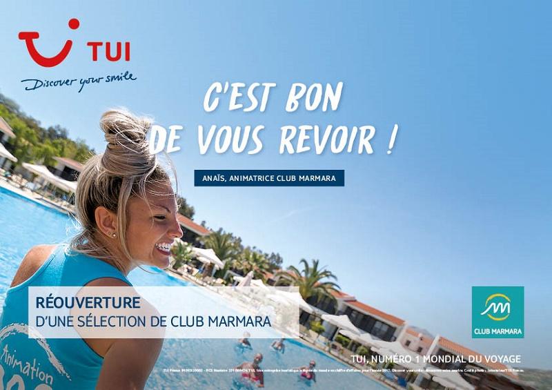 Martinique, Canaries, Maroc, République Dominicaine… L'offre club de TUI France se renforce en deux temps dès 2021 - DR : TUI France
