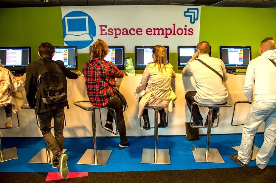 Contrairement à ce qu'on pourrait penser, le stress peut être un stimulant efficace pour trouver un poste. Philippe Huguen / AFP