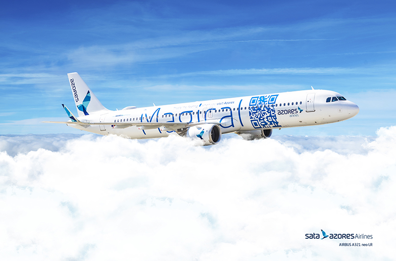 © SATA Azores Airlines