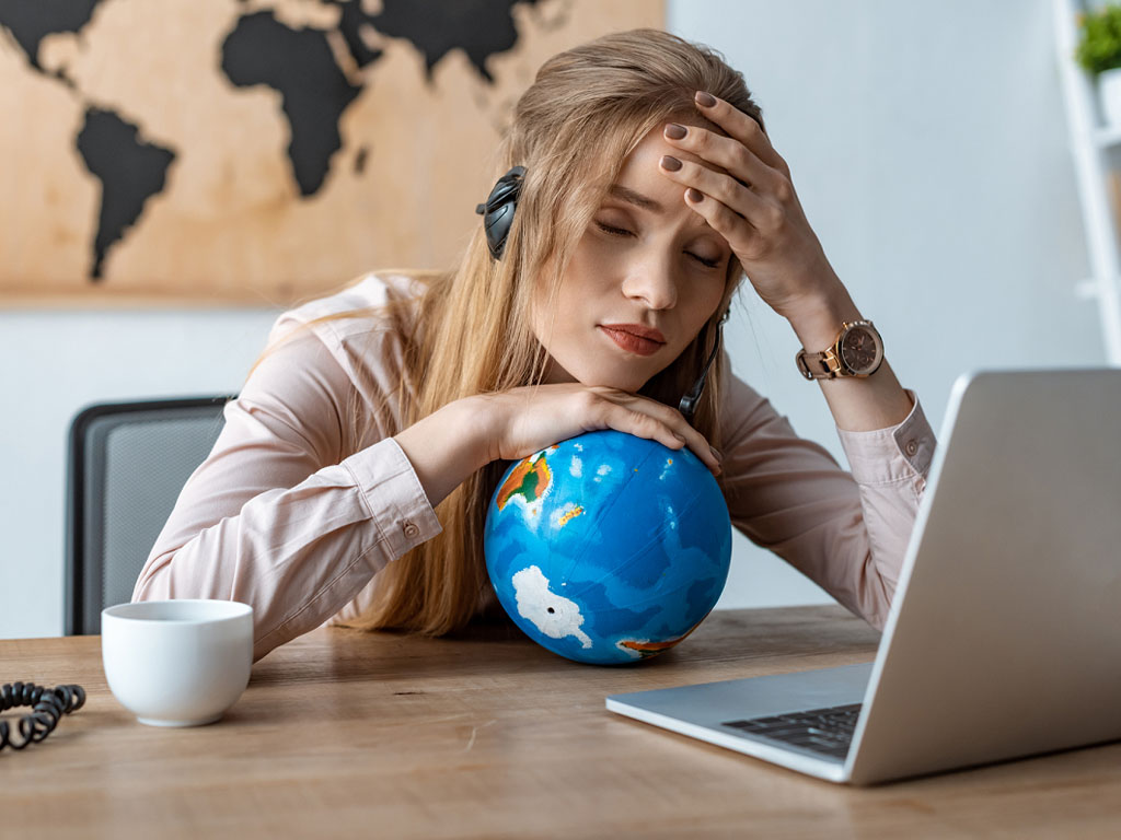 Le métier d'agent de voyages demande de plus en plus d'exigences, d'expertise et de connaissances - Depositphotos.com VitalikRadko