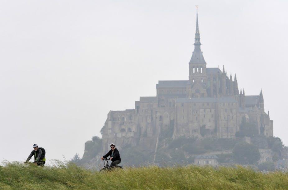 Demain, un tourisme plus lent, plus respectueux de l'environnement? AFP/ Loïc Venance
