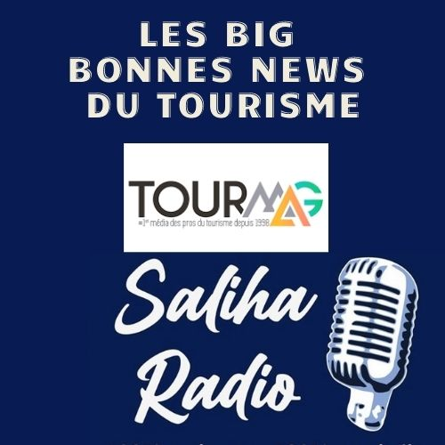 Ecoutez les Big bonnes news du tourisme, spécial Ile de la Reunion, ce lundi 18 janvier à 10h sur Saliha Radio