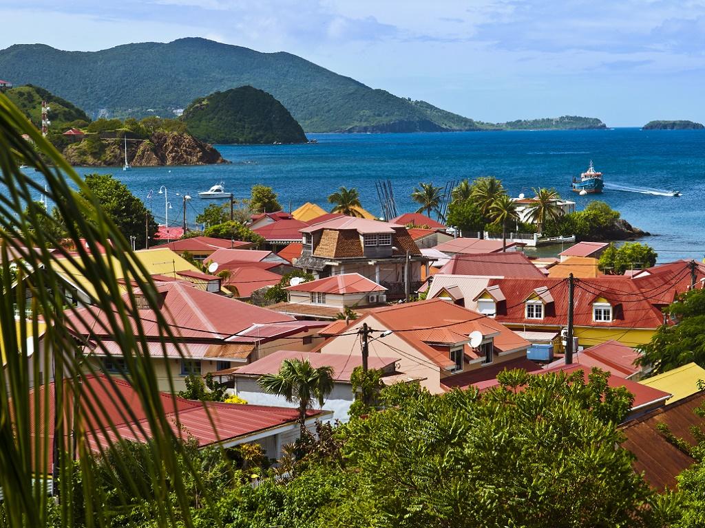 Guadeloupe, il n'y a pas de septaine pour les voyageurs à leur retour en métropole - Crédit photo : Les îles de Guadeloupe