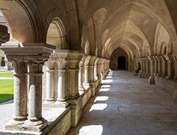 L'Abbaye de Fontenay © Alain Doire Bourgogne-Franche-Comté Tourisme