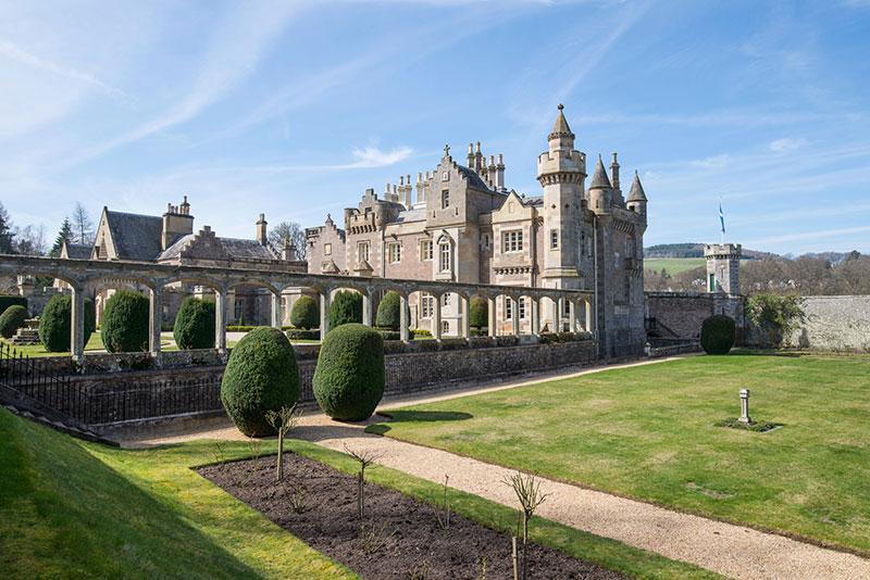 Abbotsford House - DR VisitScotland - Kenny Lam