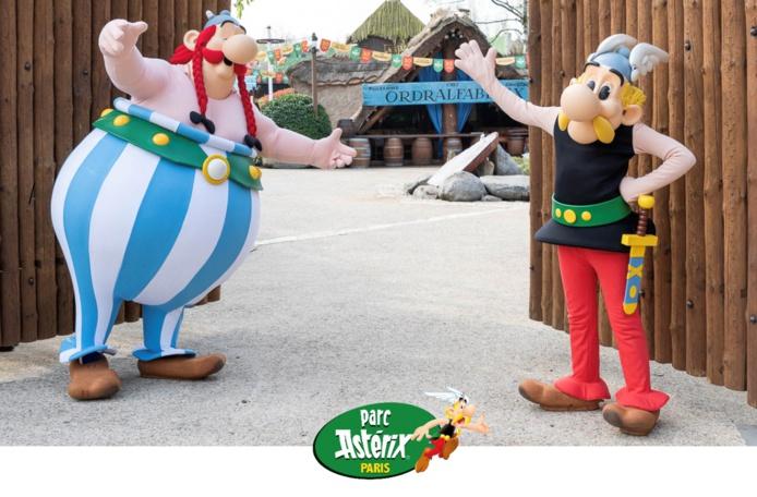 Le Parc Astérix lance le coup d'envoi de sa campagne de recrutement - DR