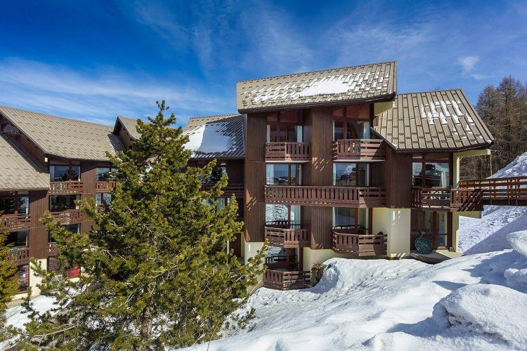 La Plagne : LES SITTELLES Hôtel Club classé Village de Vacances 3* - DR MMV