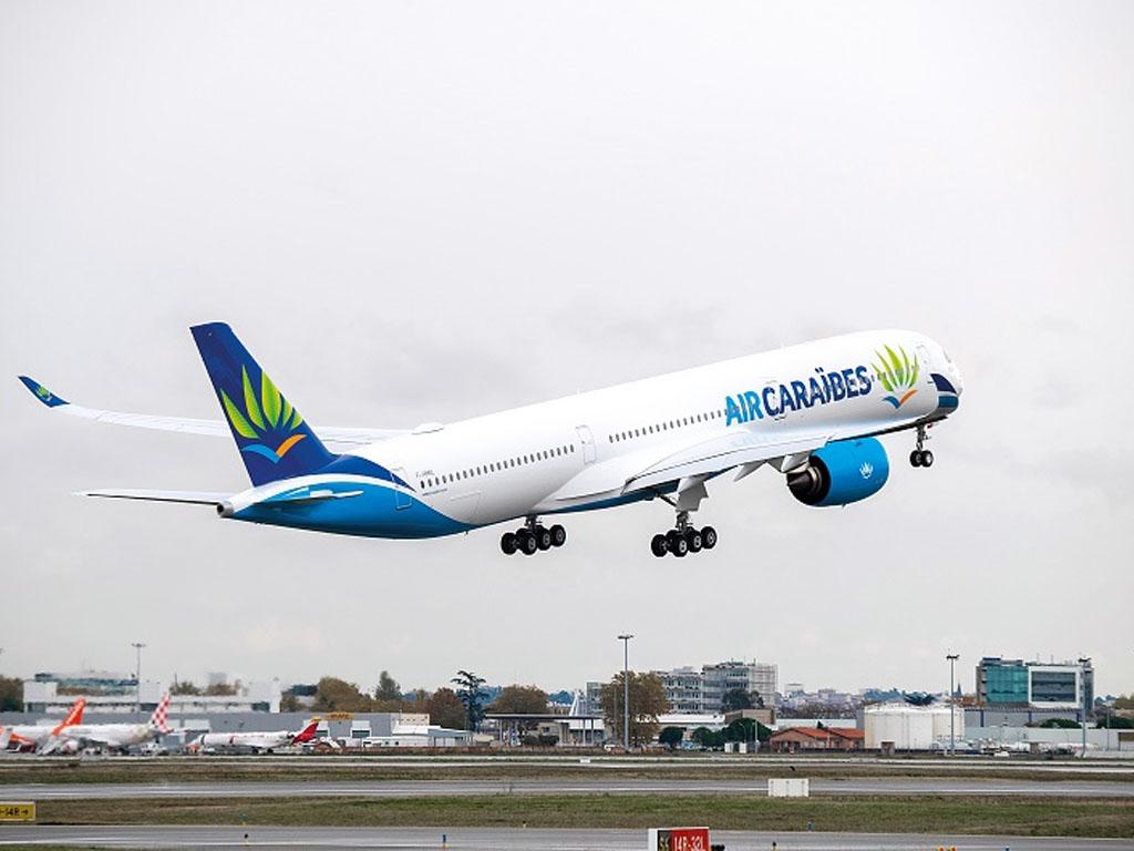 """Entré au capital de CMA-CGM : """"C'est un bon deal. Il le faut savoir si on arrive à le mettre en œuvre mais cela devra être tranché dans le mois de janvier ou février."""" - Photo Air Caraïbes"""