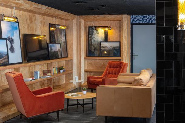 Le nouvel hôtel Eklo de 108 chambres - DR