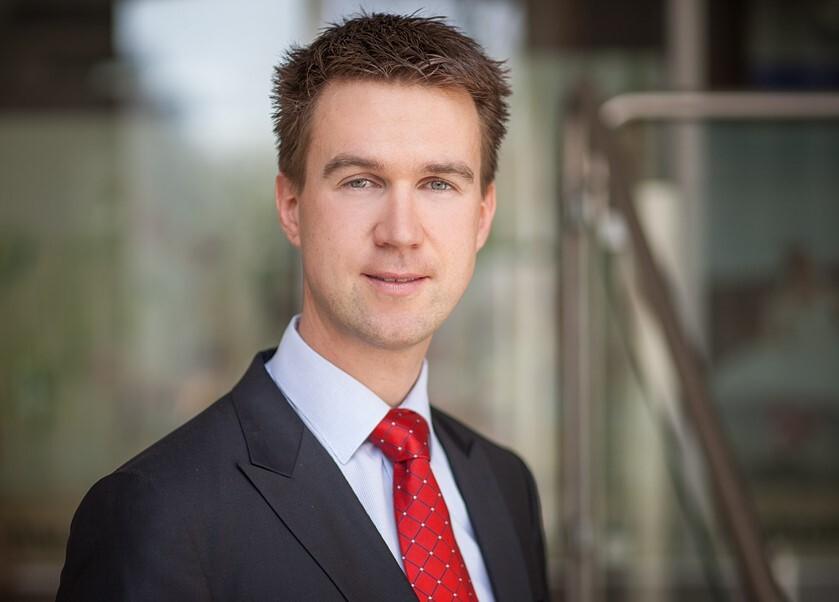 Dominik Riber directeur général pour l'Europe. - DR