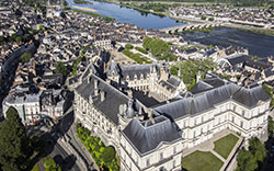 © J-David/ Chateau royal de Blois