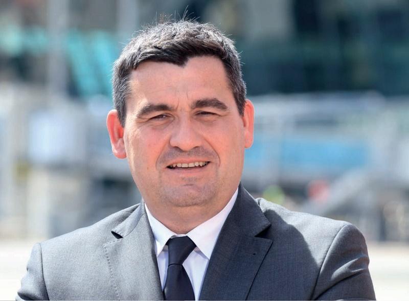La direction générale du groupe Compagnie des Alpes sera confiée à Dominique Thillaud à compter du 1er juin 2021 - DR : Nice Aéroport
