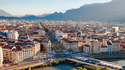 Grenoble © Pierre Jayet