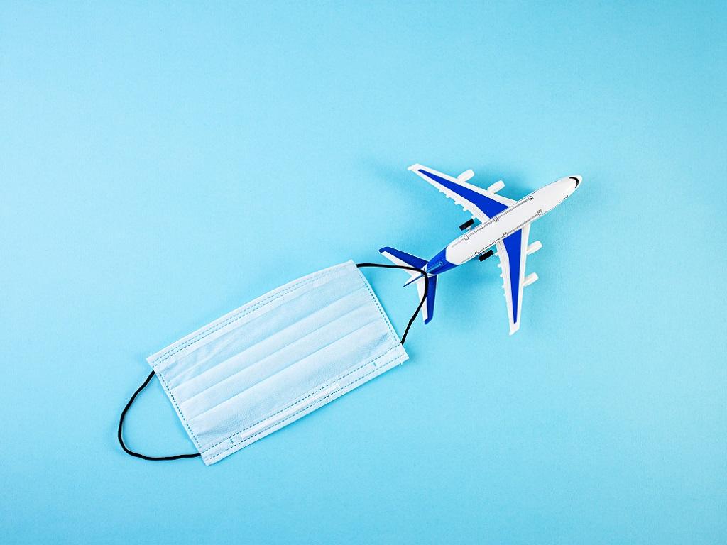 """""""La contribution du transport aérien sur l'environnement est plus importante que sa contribution sur la consommation"""" selon Olivie Simon de l'INSEE - Depositphotos"""