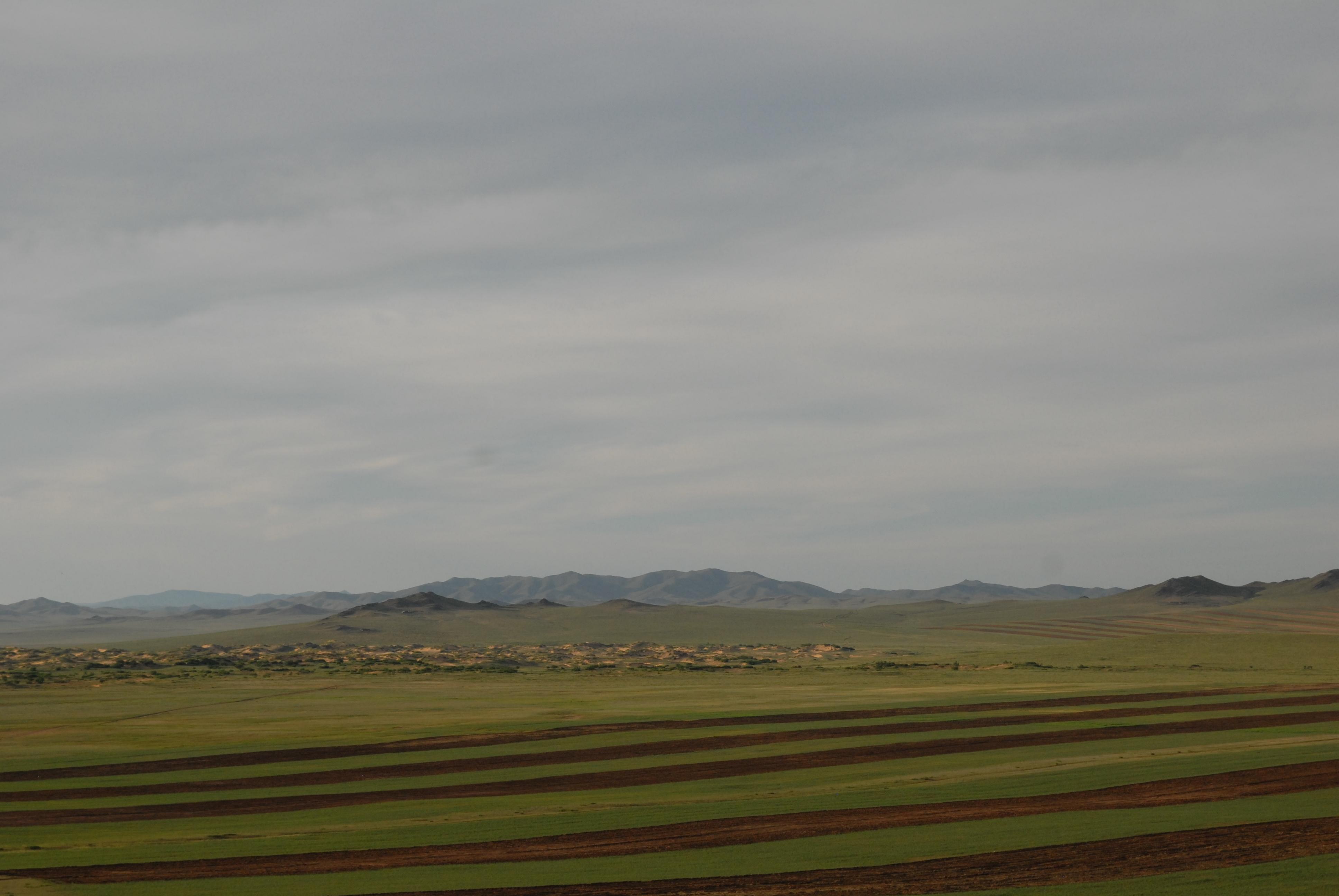 Géographie de la Mongolie