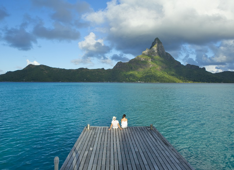 Sur la Polynésie, le gouvernement Français et les autorités de Polynésie française ont décidé de restreindre les voyages sur Tahiti et ses Îles - Photo Tahiti Tourisme Raiatea