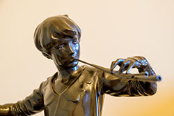 Peter Pan Statue - DR VisitScotland - Phil Wilkinson