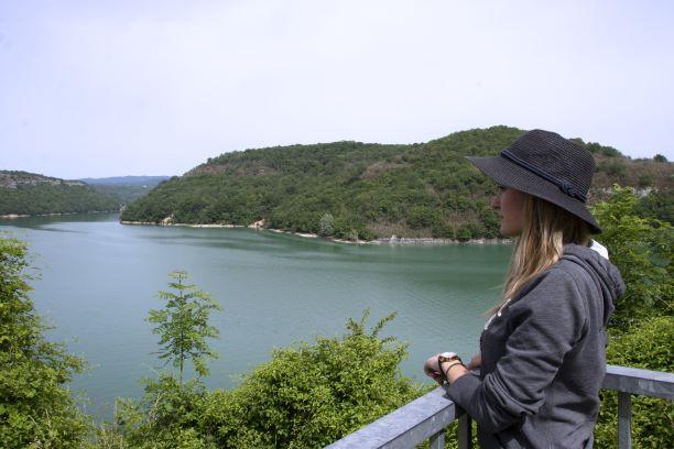 Le lac Chalain - Photo Marion Nevers/Bourgogne-Franche-Comté Tourisme