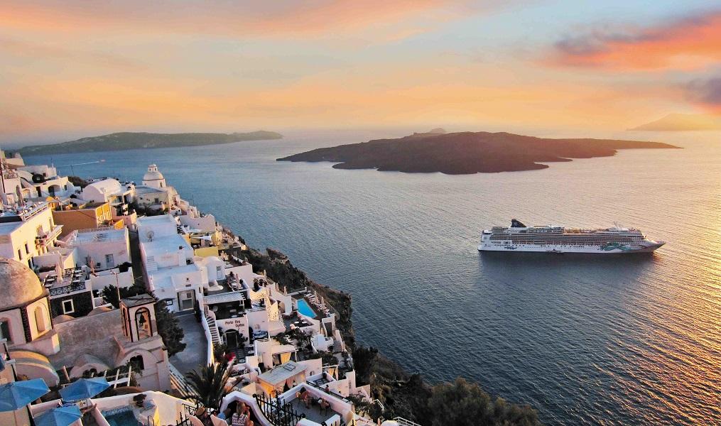 La brochure de Norwegian Cruise Line comprend 164 pages - DR
