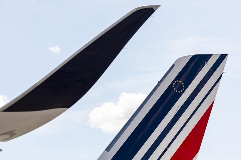En raison des confinements et des restrictions de voyage toujours en vigueur, le groupe prévoit un premier trimestre 2021 difficile - DR : Air France