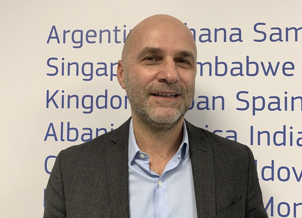 Jean-Christophe Carette est le nouveau directeur commercial corporations France d'Amadeus - DR : Amadeus