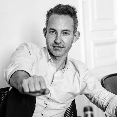 Ian Brossat adjoint à la Mairie de Paris en charge du logement - DR Twitter