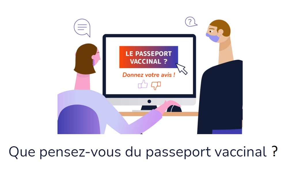Ce vendredi 19 février près de 60 000 contributions ont été enregistrées sur la plateforme du CESE sur le passeport sanitaire - DR
