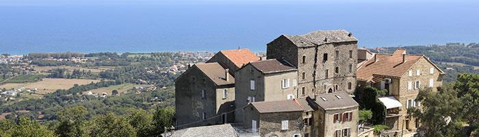 © Office de Tourisme de Costa Verde / Castagniccia Mare è Monti, 65 villages en balcons sur la mer