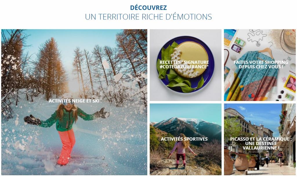 """""""Les équipes du CRT Côte d'Azur France se sont montrées sensibles à la qualité de l'offre proposée par les Guides-Conférenciers Sud-Provence"""" - DR"""